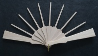Fan Sticks To Fit Fleur pattern with Light Guard Sticks