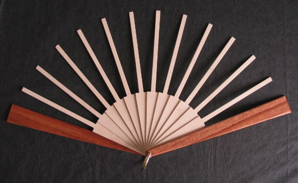 Fan Sticks To Fit Springett Large Patterns with Dark Guard Sticks